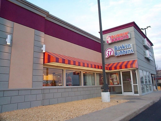 Dunkin Donuts - Chadds Ford, PA