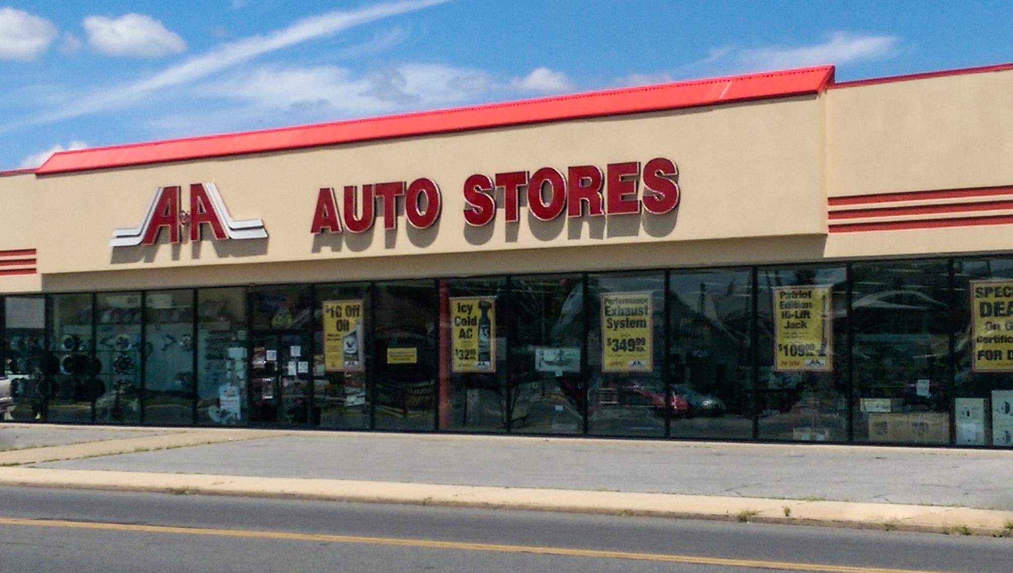 AA Auto Stores - Bethlehem, Pa